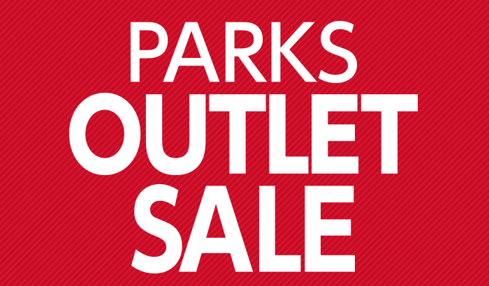 PARKS OUTLET SALE
